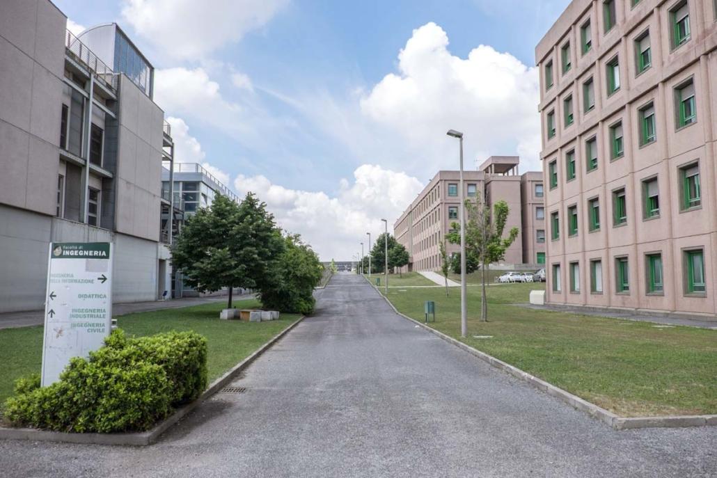 Universita tor vergata facolta di ingegneria